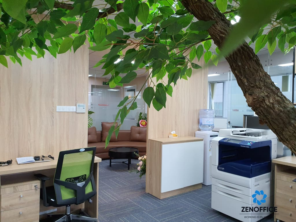 văn phòng ảo zen office cầu giấy