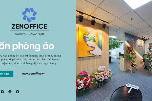 văn phòng ảo zen office hà nội