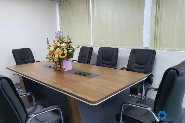 cho thuê phòng họp sang trọng tại Hà Nội